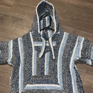 Mexican hoodie sweater